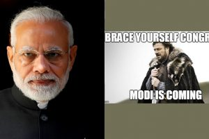 Twitter users troll BJP over Ned Stark 'Modi is Coming' meme