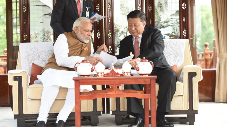 Modi-Xi Informal Meeting