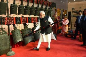 In pics: PM Narendra Modi in China