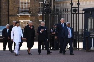 PM at Commonwealth bats for developmental assistance to small states