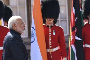 No meeting between Modi, Pak PM Abbasi at CHOGM: MEA