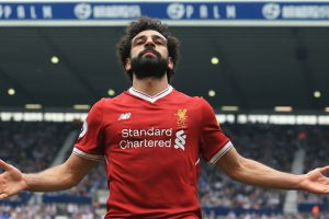 Liverpool's Salah wins EPL Player of the Season award