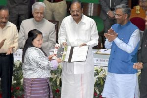 Environment protection should become mass movement: Venkakaih Naidu