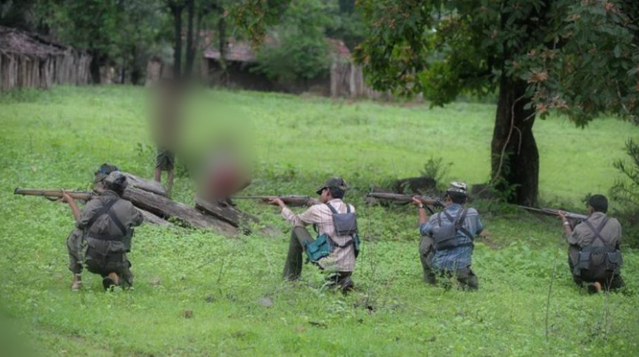 Maoists killed in Maharashtra's Gadchiroli