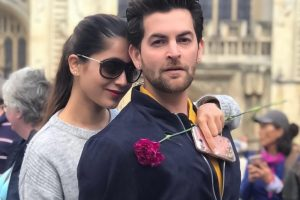 Neil Nitin Mukesh announces wife's pregnancy in the cutest way