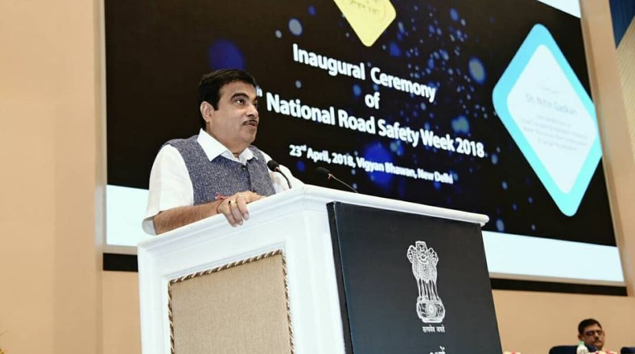 Ministry of road transport commences 29th national road safety week