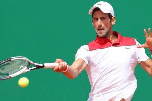 Monte-Carlo Masters: Novak Djokovic made to dig deep in R2