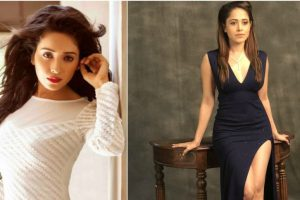 Nushrat Bharucha, Asha Negi catwalk at India Runway Week