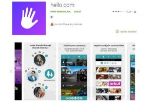 Hello! Orkut is back in India