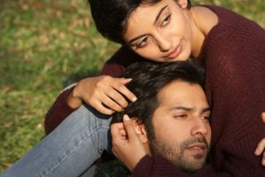 Varun Dhawan's 'October' going steady, collects Rs 12.51 crore in two days