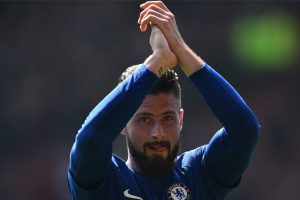 Premier League: Olivier Giroud scripts great Chelsea escape against Southampton
