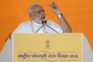Parents need to teach their sons to become responsible: PM Modi