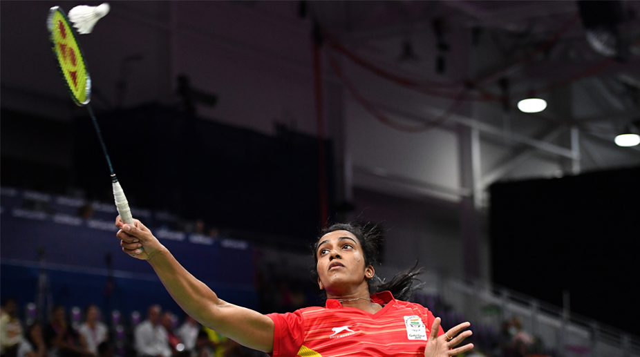 PV Sindhu, Indian Badminton, 2018 Commonwealth Games