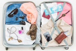 Say no to pre-vacation packing stress