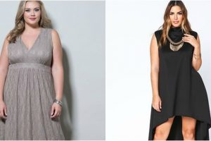 Tips for women on how to style plus size clothing