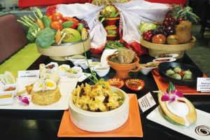 Pan-Asian dining experience