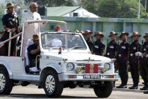 President Kovind arrives in Jammu on 2-day visit