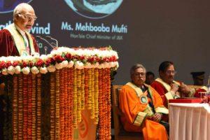 In J-K, President Kovind says Kathua rape-murder shameful