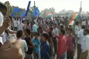 Bharat bandh: One killed in MP's Morena as Dalit protests turn violent