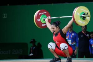 Lifter Punam Yadav wins gold at CWG