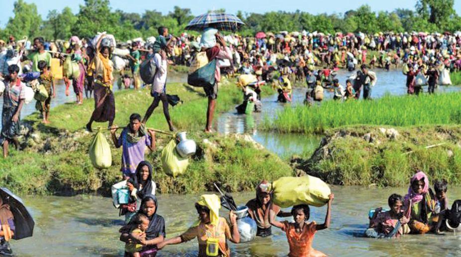 Rakhine state, Great Britain, Caribbean migrants, ethnic cleansing