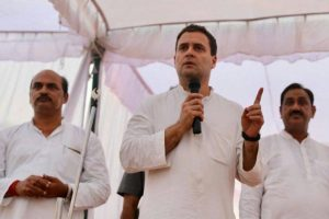 Amethi will get food park, paper mill when we come to power in 2019: Rahul Gandhi