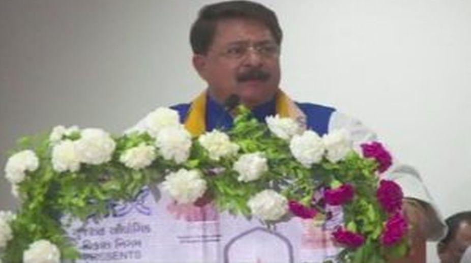 Learned person like BR Ambedkar a brahmin: Gujarat Assembly speaker