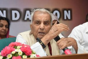 Justice Rajinder Singh Sachar and the report he is known for