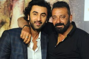 Ranbir Kapoor, Sanjay Dutt to unveil 'Dutt Biopic' on April 24 morning