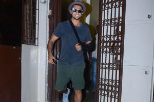 Ranveer Singh thanks fans for good wishes