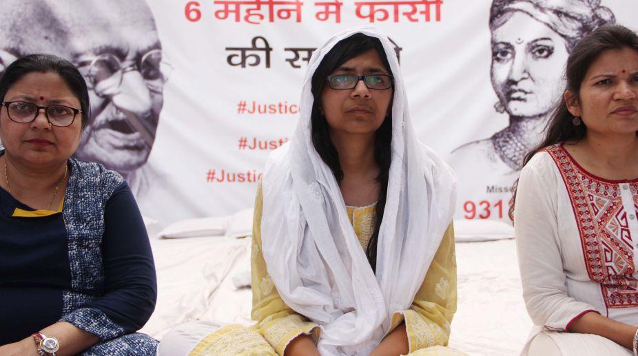 Swati Maliwal, DCW Chief, Swati Maliwal Hunger strike, Rape cases, Arvind Kejriwal