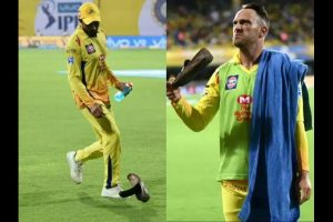 IPL 2018  CSK vs KKR: Here is how Twitterati react to shoes hurled at Ravindra Jadeja, Du Plessis
