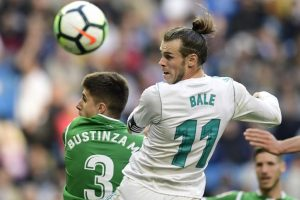 Real Madrid defeat Leganes 2-1 in La Liga action