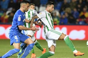 Real Betis climb to sixth place in La Liga with win over Getafe
