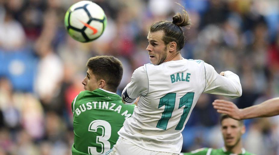 La Liga, Real Madrid, Gareth Bale