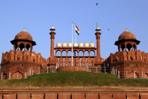 Protect Red Fort