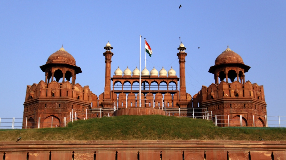 How private entity given mandate to maintain Red Fort, ask oppn parties