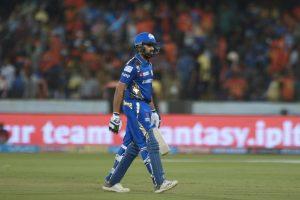 IPL 2018| Our batsmen should have done better: Rohit Sharma