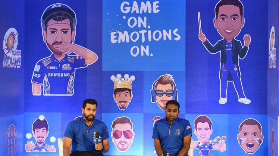 Rohit Sharma, Mumbai indians, IPL 2018
