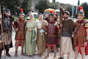 Rome celebrates its 2,771st birthday