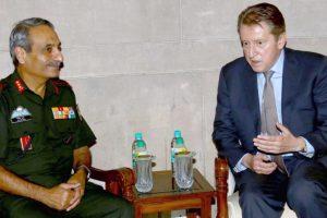 Russian envoy's pro-Pak remarks surprise Delhi