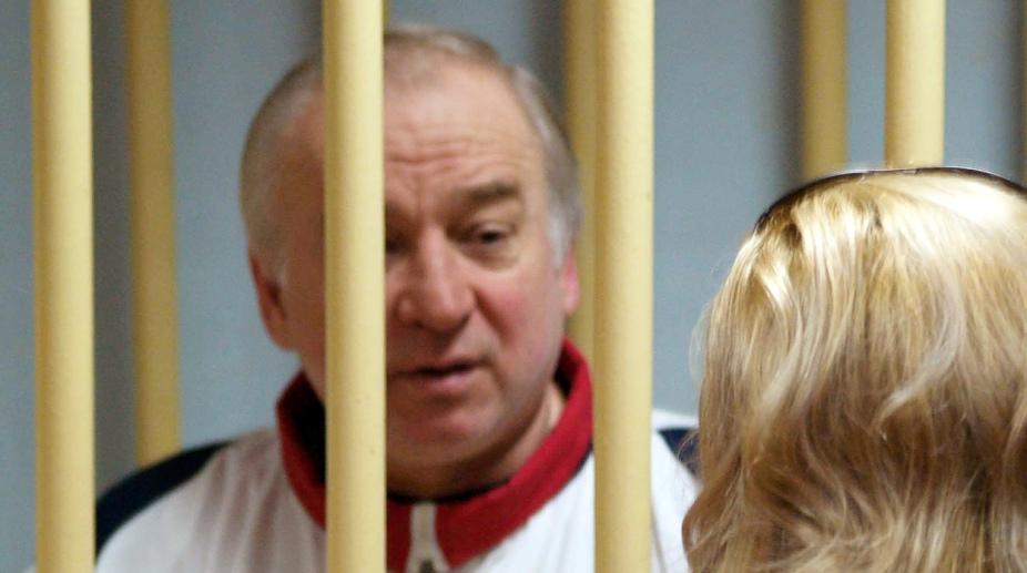 Russian Spy in London Sergei Skripal