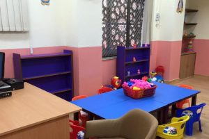 New creche on Supreme Court premises from May 1