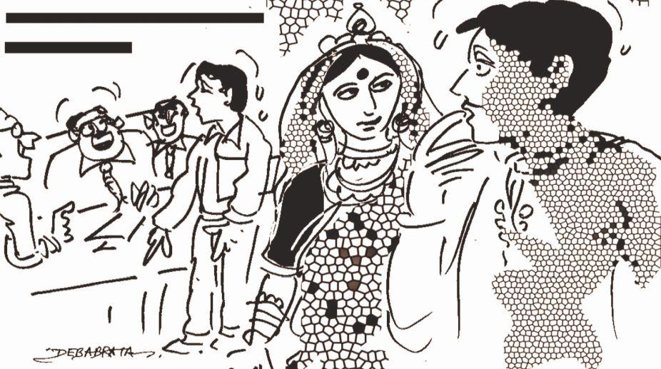 Illustration: Debabrata Chakrabarti