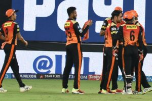 IPL 2018   SRH vs KXIP: Rashid, Shakib star as Hyderabad pip Punjab by 13 runs