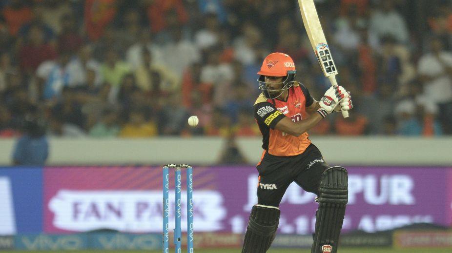 Wriddhiman Saha, IPL 2018, SRH