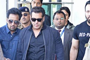 SC stays cases against Salman Khan for 'derogatory' remarks against a community