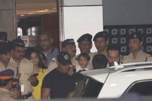 Salman Khan reaches Mumbai in chartered aircraft from Jodhpur