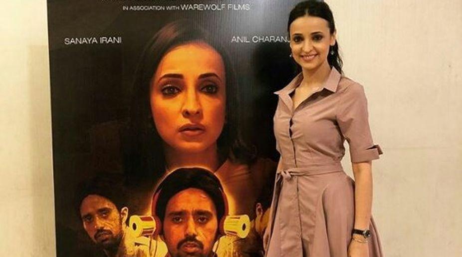 Sanaya Irani, Nach Baliye, Jhalak Dikhhla Jaa, India's Next Superstars