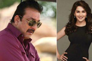Sanjay Dutt, Madhuri Dixit to reunite for Abhishek Varman's next